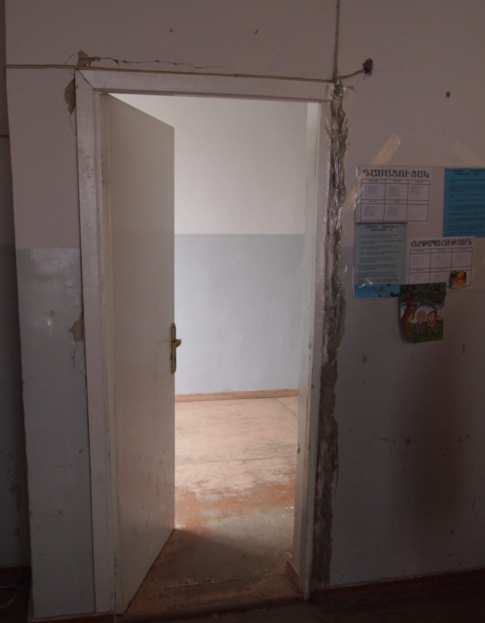 school classroom doors. Hatsik School Classroom Doors In Need Of Replacement. (